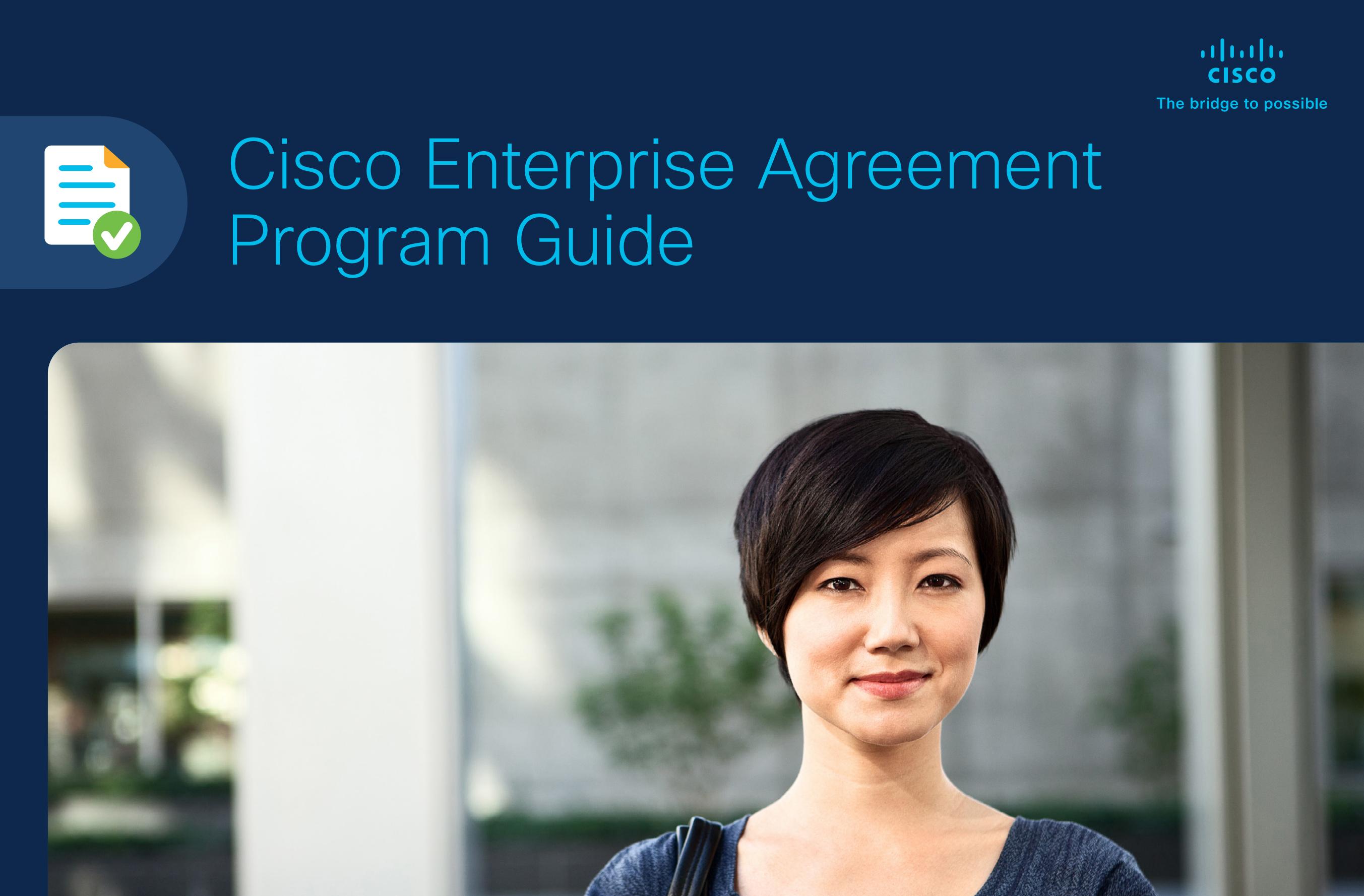 Cisco Enterprise Agreement Program Guide
