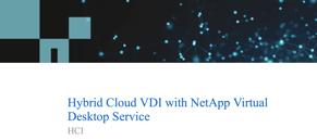 Hybrid Cloud VDI with NetApp Virtual Desktop Service-1