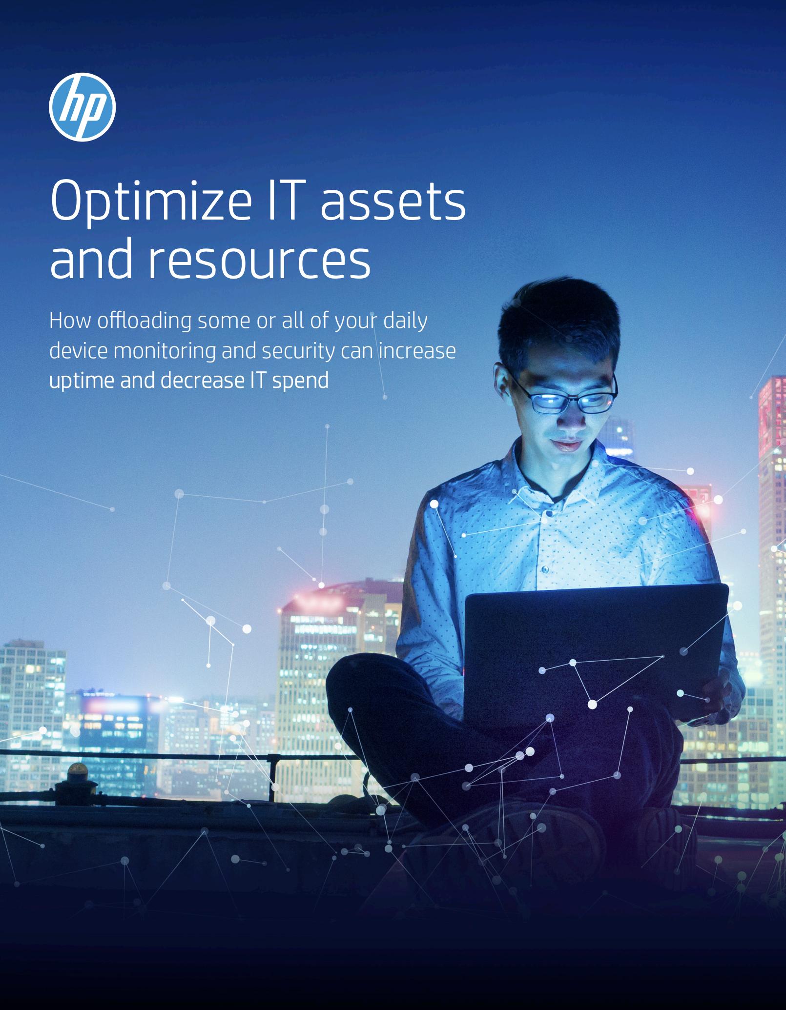Optimize IT Assets cover