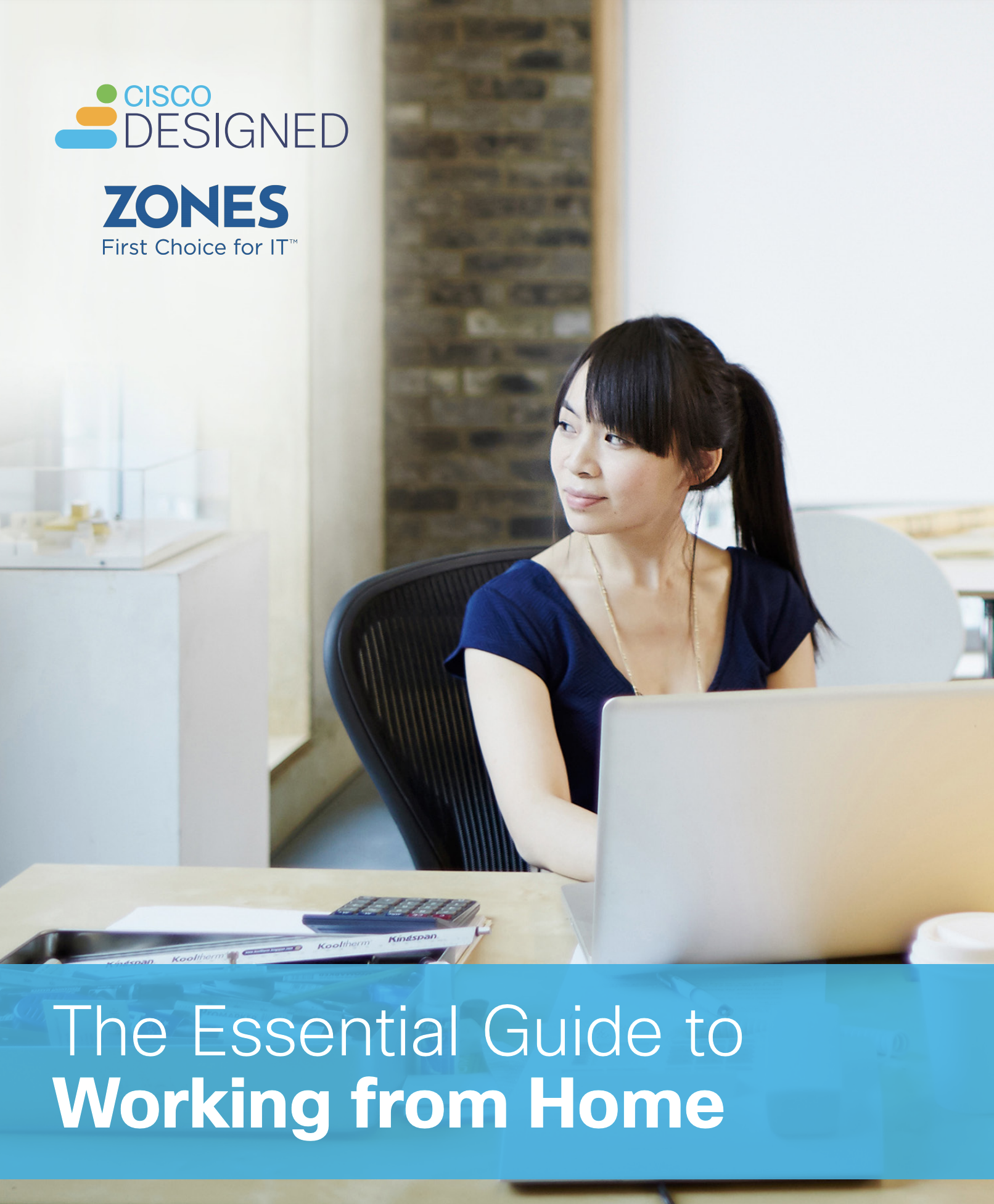 Essential Guide to Working from Home Cover Cisco