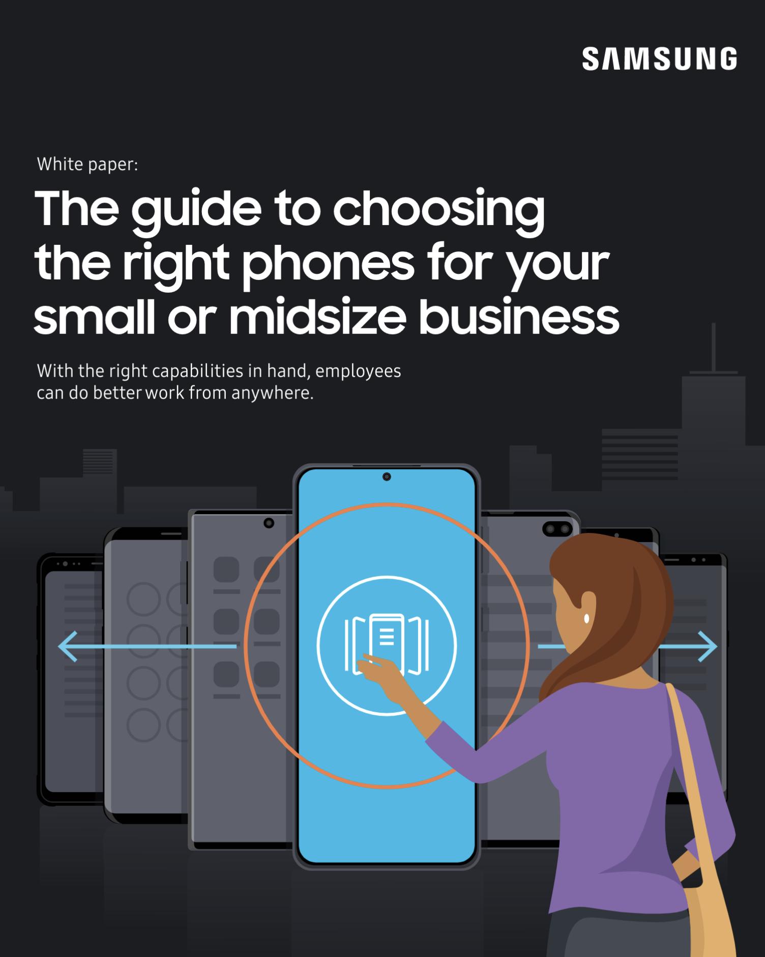 choosing company phones guide