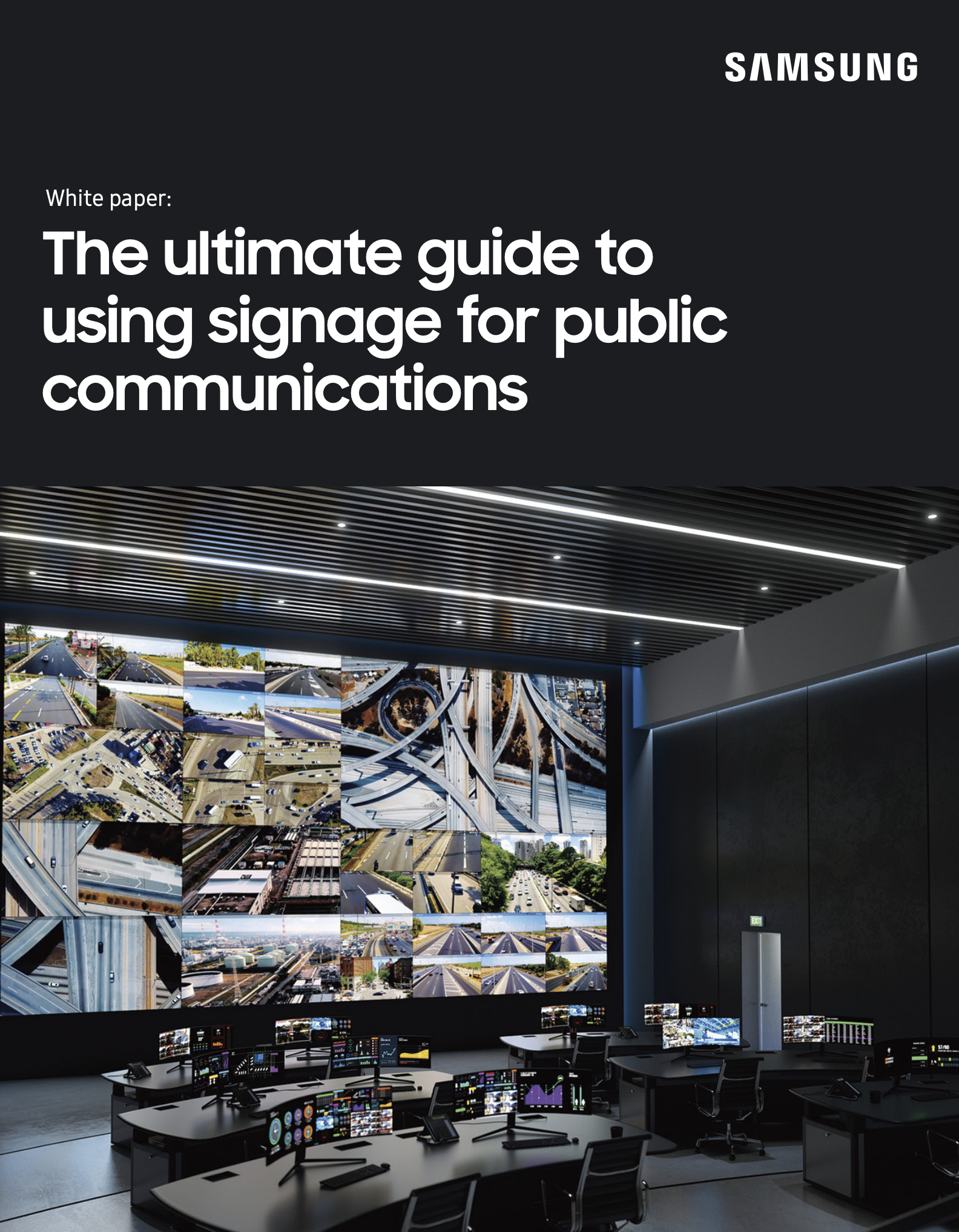 signage for public communications guide