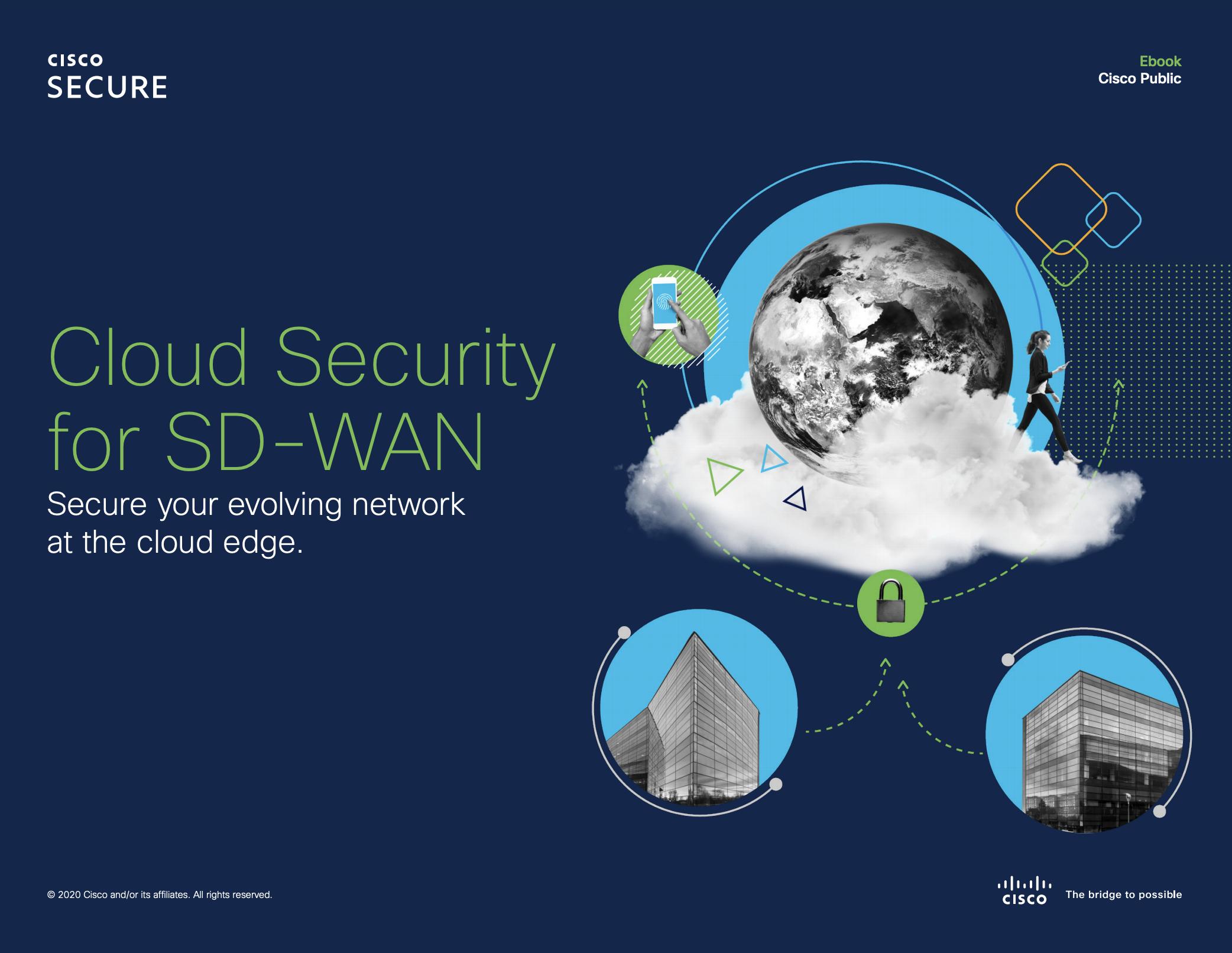 cloud security Cisco SASE