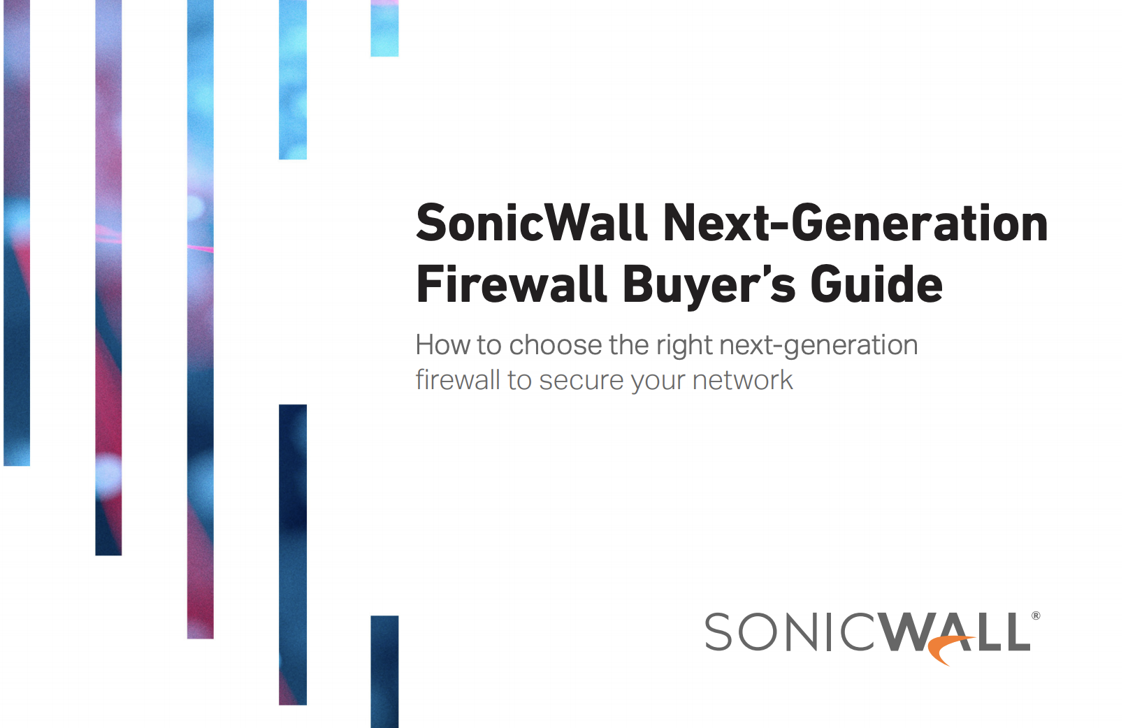SonicWall Next-Generation Firewall Buyer's Guide