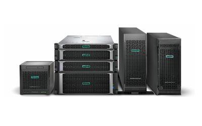 HPE ProLiant Gen10 SMB Server family