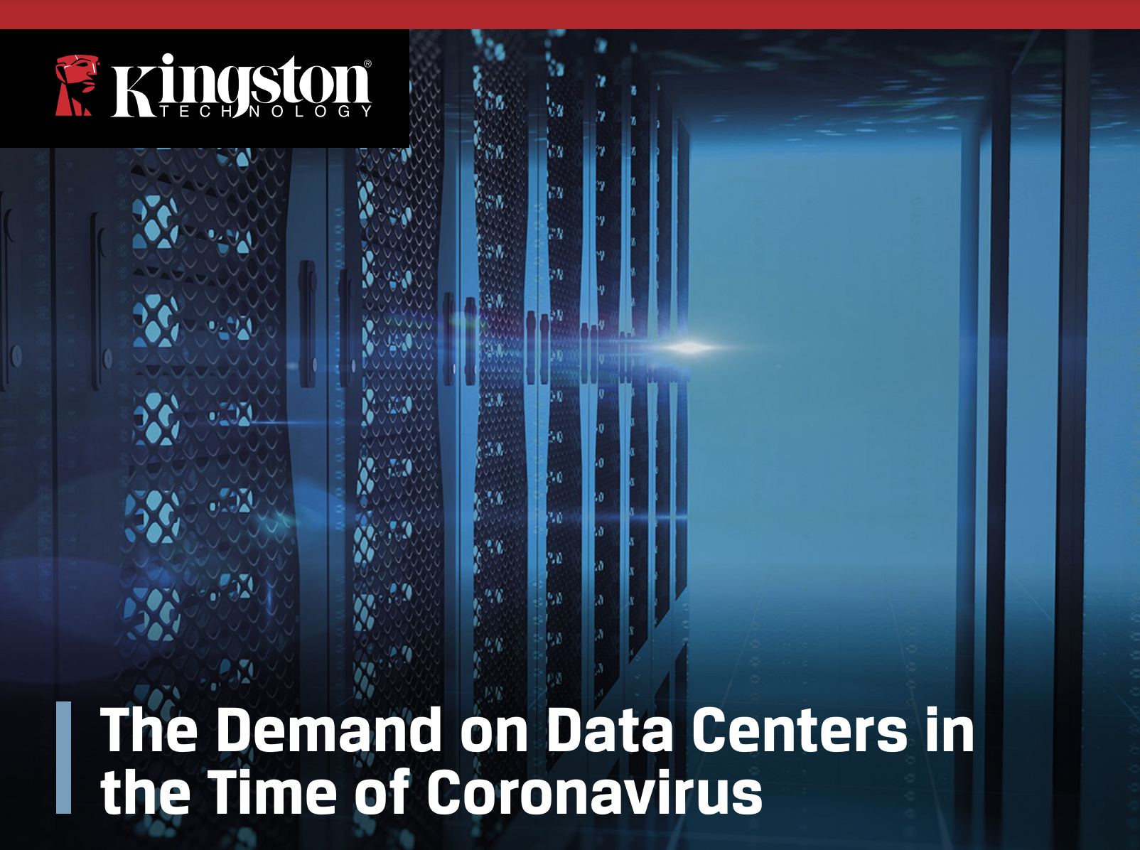 The Demand on Data Centers in the Time of Coronavirus