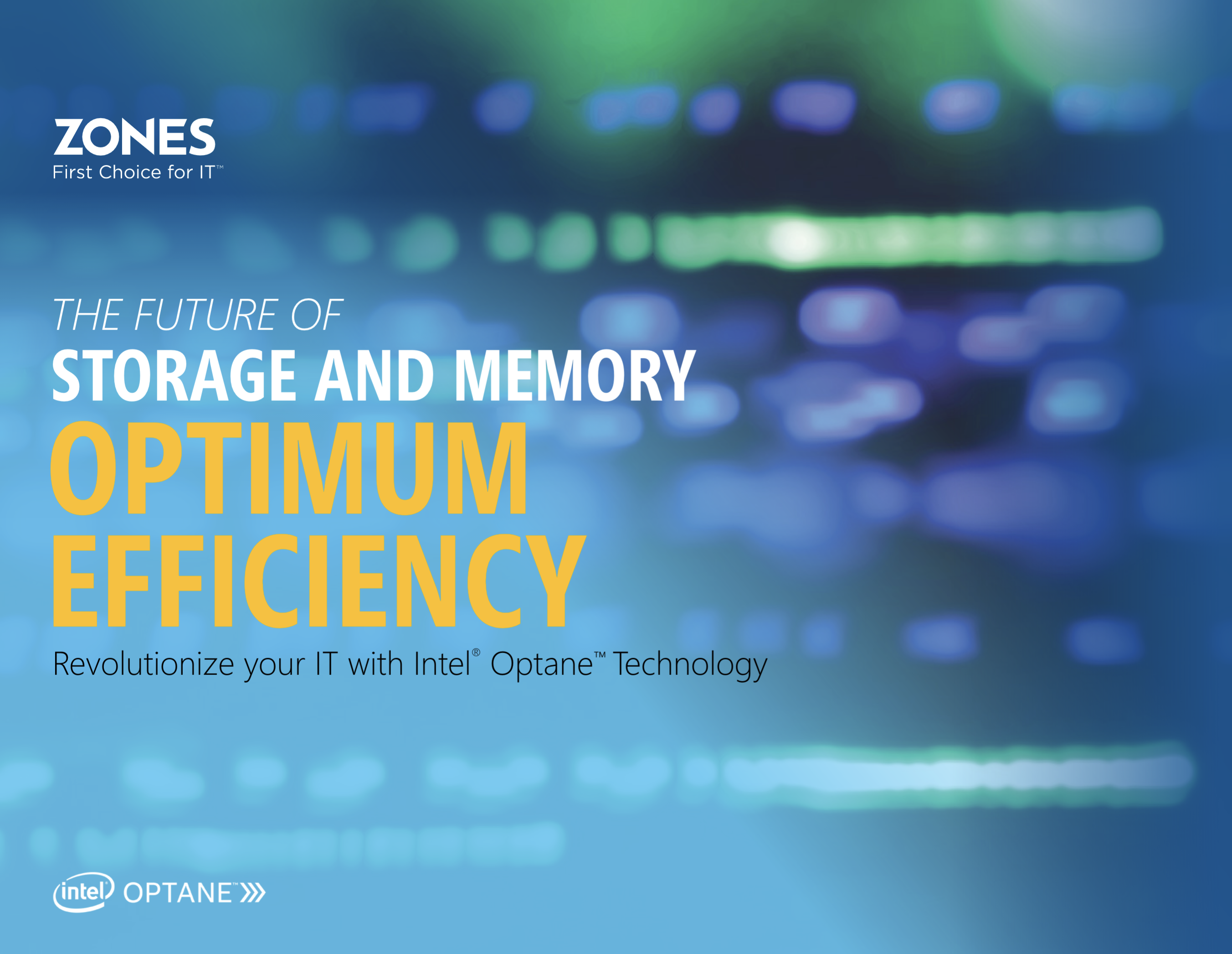 The Future of Storage and Memory