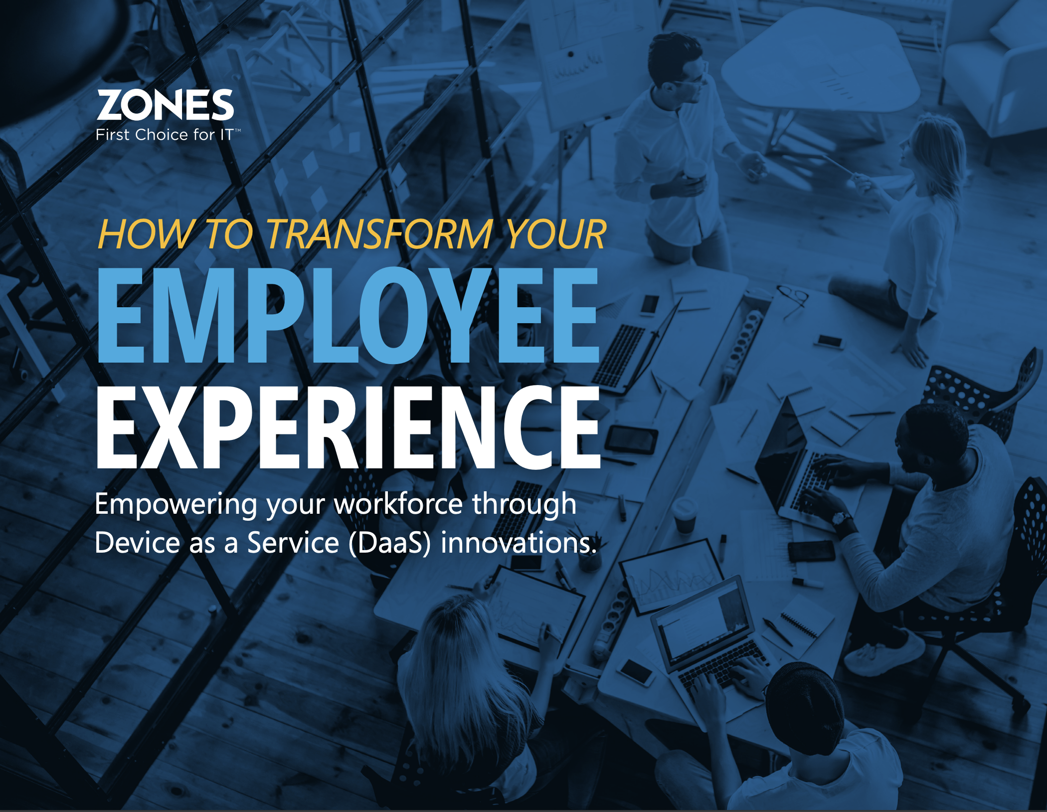How Device as a Service benefits your business and the employee experience