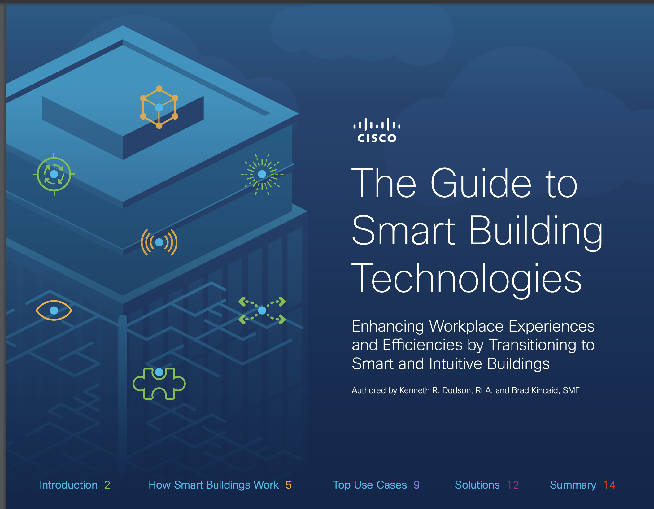 smart building guide cover