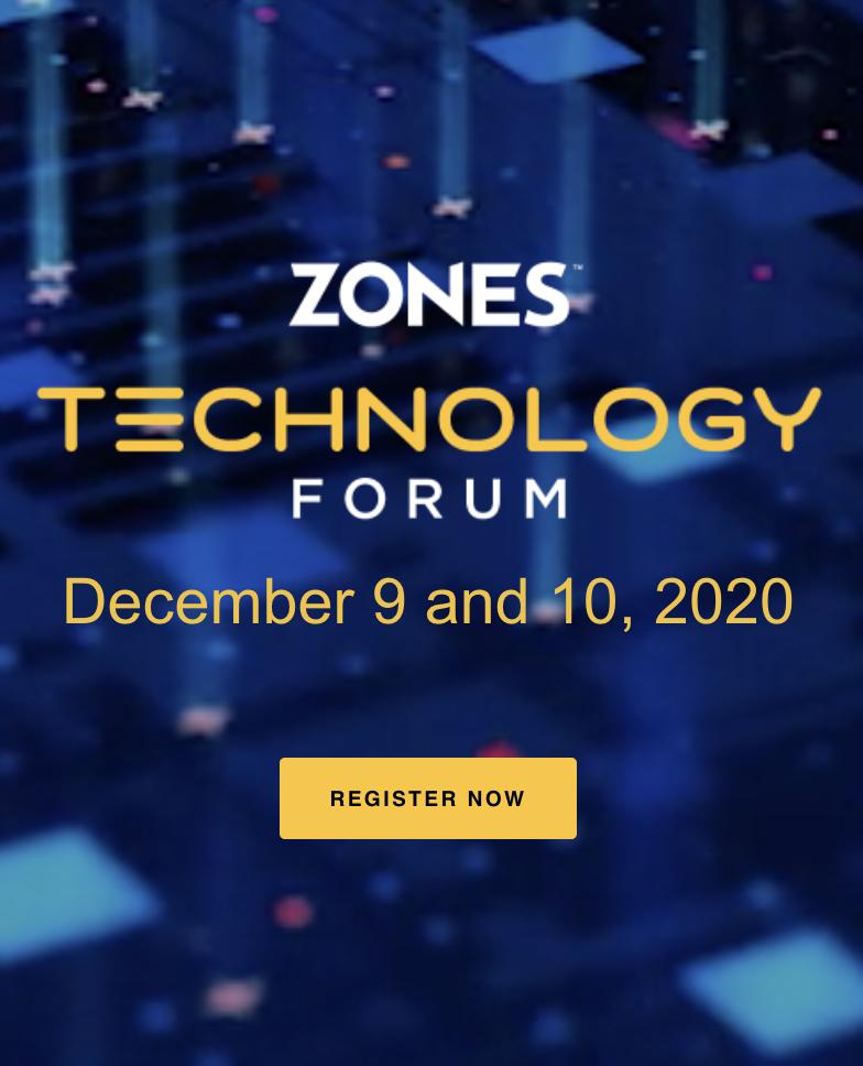zones technology forum display ad
