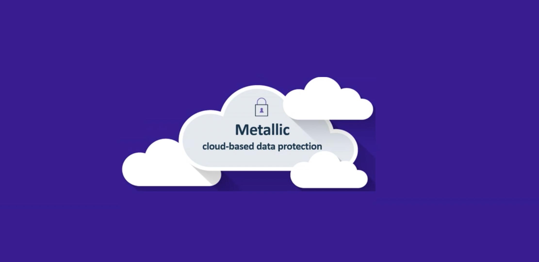 why use Metallic to backup MS 365 tile