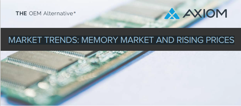 Market Trends: Memory Market and Rising Prices