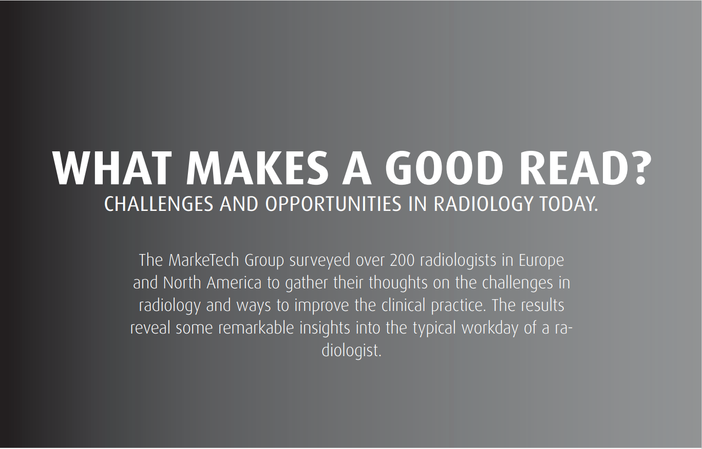 Challenges And Opportunities In Radiology Today
