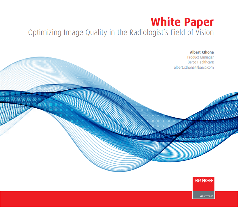 Optimizing Image Quality in the Radiologist's Field of Vision
