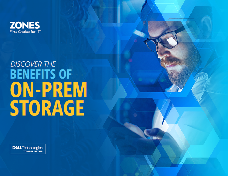 Benefits of On-Prem Storage